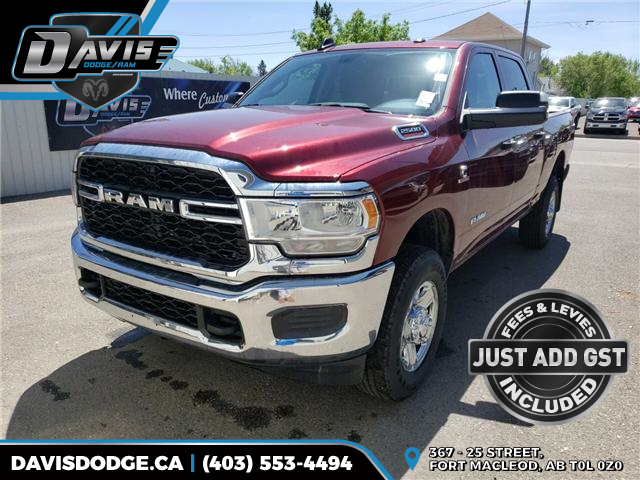 2019 RAM 2500 Tradesman (Stk: 15067) in Fort Macleod - Image 1 of 18