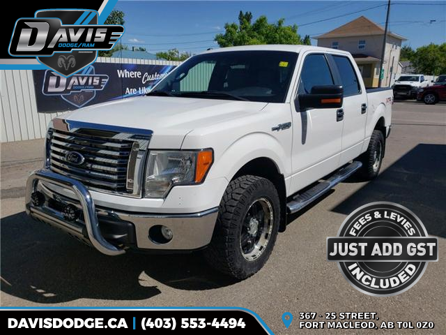 2012 Ford F-150 XLT (Stk: 15110) in Fort Macleod - Image 1 of 16