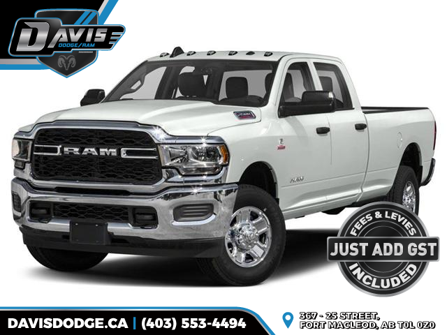 2019 RAM 2500 Limited (Stk: 15288) in Fort Macleod - Image 1 of 9