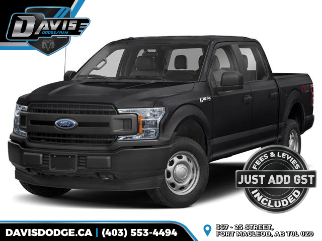 2018 Ford F-150  (Stk: 15251) in Fort Macleod - Image 1 of 9