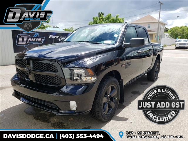 2019 RAM 1500 Classic ST (Stk: 15329) in Fort Macleod - Image 1 of 14