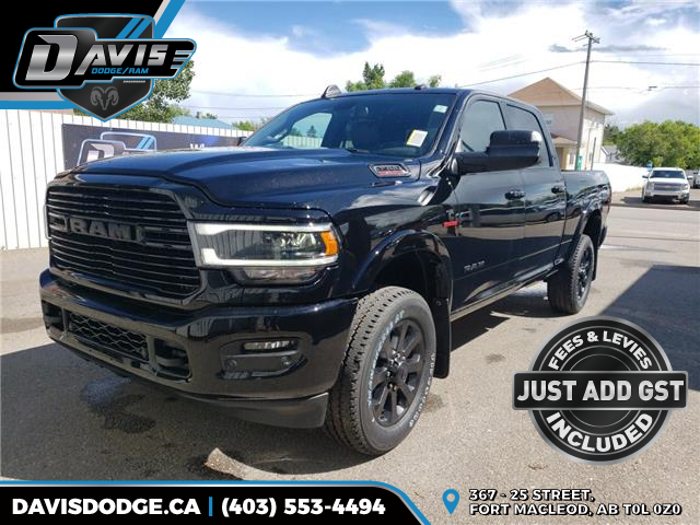 2019 RAM 2500 Laramie (Stk: 15328) in Fort Macleod - Image 1 of 20