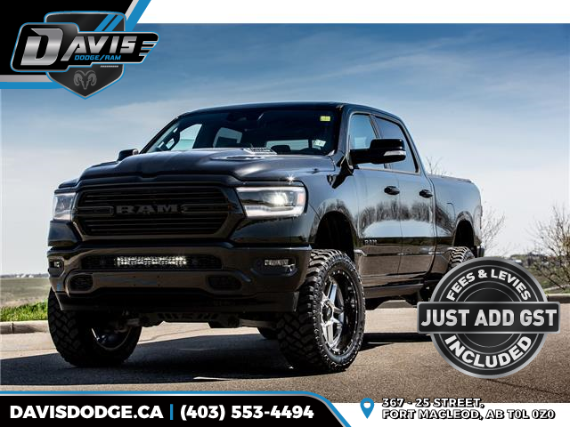2019 RAM 1500 Sport (Stk: 13912) in Fort Macleod - Image 1 of 20
