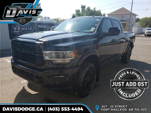 2019 RAM 2500 Laramie (Stk: 15517) in Fort Macleod - Image 1 of 22