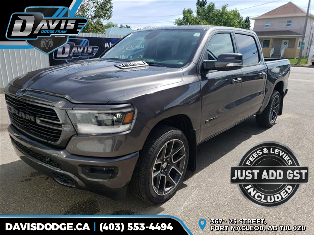 2020 RAM 1500 Sport (Stk: 15795) in Fort Macleod - Image 1 of 20