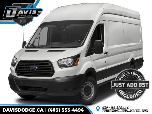 2018 Ford Transit-250 Base (Stk: 15803) in Fort Macleod - Image 1 of 9