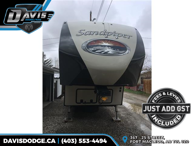 2016 Starcraft FOREST RIVER SANDPIPER Select Trim (Stk: 15868) in Fort Macleod - Image 1 of 2