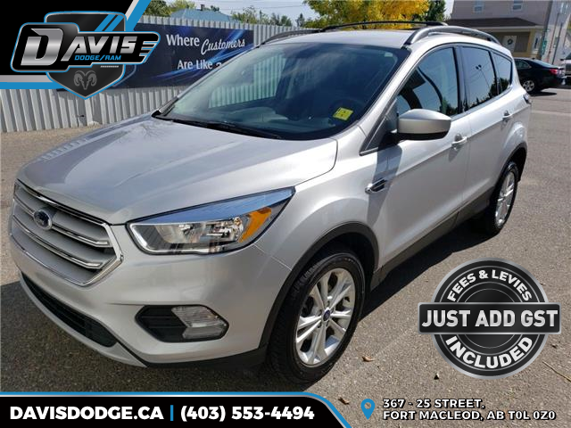 2018 Ford Escape SE (Stk: 15833) in Fort Macleod - Image 1 of 18