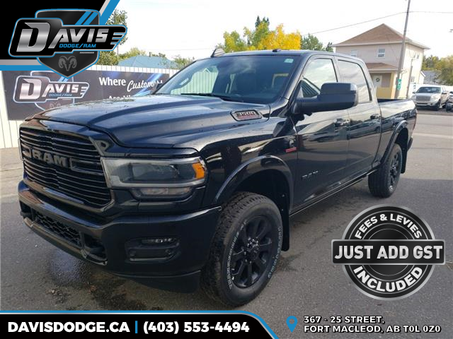 2019 RAM 3500 Laramie (Stk: 15861) in Fort Macleod - Image 1 of 25