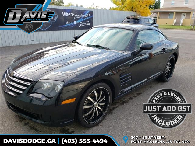 2005 Chrysler Crossfire Base (Stk: 15660) in Fort Macleod - Image 1 of 16