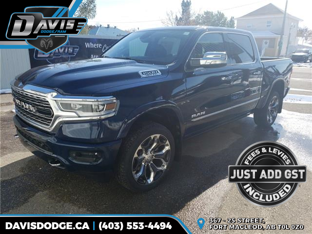 2020 RAM 1500 Limited 1C6SRFHTXLN151524 16008 in Fort Macleod