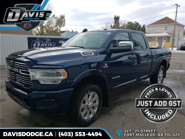 2019 RAM 3500 Laramie (Stk: 16009) in Fort Macleod - Image 1 of 22