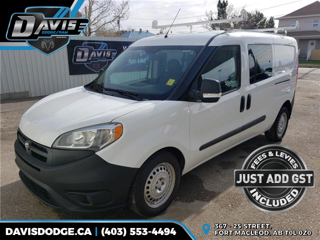 2015 RAM ProMaster City ST (Stk: 15995) in Fort Macleod - Image 1 of 21