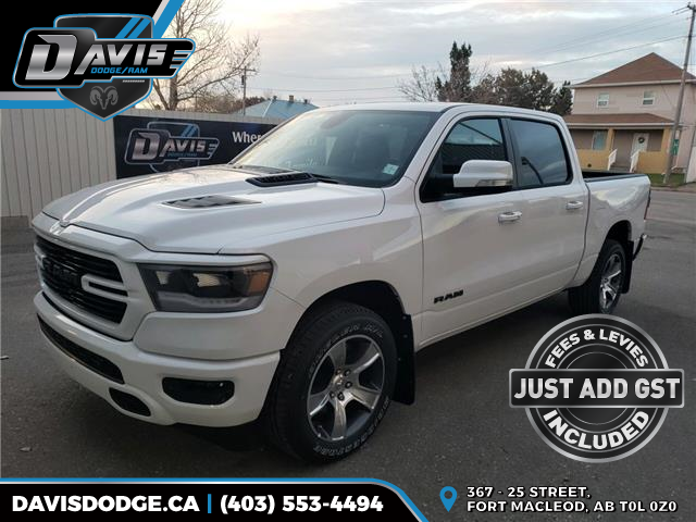 2020 RAM 1500 Sport (Stk: 15941) in Fort Macleod - Image 1 of 21