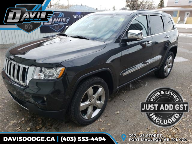 2011 Jeep Grand Cherokee Limited (Stk: 16083) in Fort Macleod - Image 1 of 22