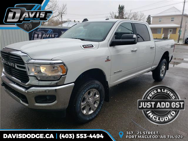 2019 RAM 2500 Big Horn (Stk: 16233) in Fort Macleod - Image 1 of 19