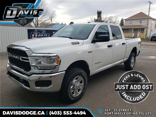2019 RAM 2500 Tradesman (Stk: 15668) in Fort Macleod - Image 1 of 16