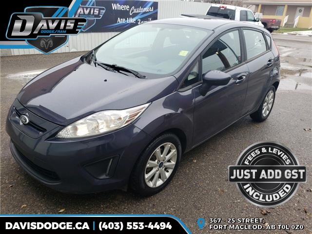 2013 Ford Fiesta SE (Stk: 16165) in Fort Macleod - Image 1 of 16