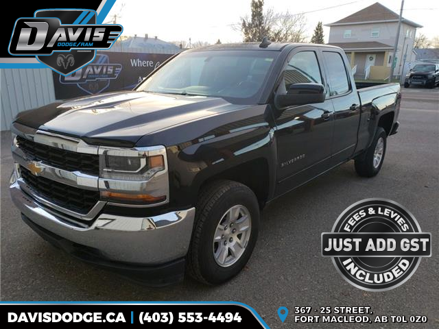 2019 Chevrolet Silverado 1500 LD LT (Stk: 16275) in Fort Macleod - Image 1 of 16