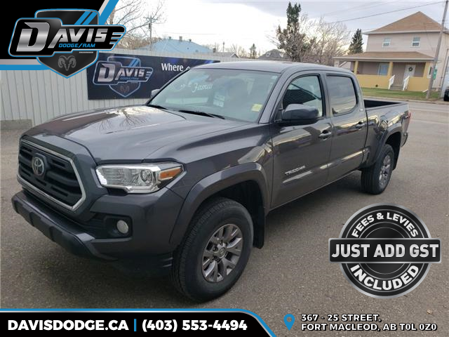 2019 Toyota Tacoma SR5 V6 (Stk: 16273) in Fort Macleod - Image 1 of 21
