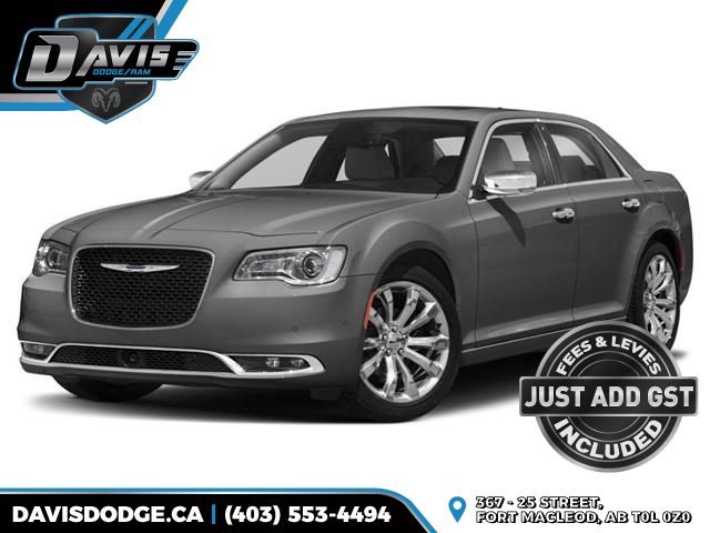 2019 Chrysler 300 Touring (Stk: 16229) in Fort Macleod - Image 1 of 9