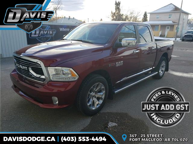 2016 RAM 1500 Longhorn (Stk: 16251) in Fort Macleod - Image 1 of 23