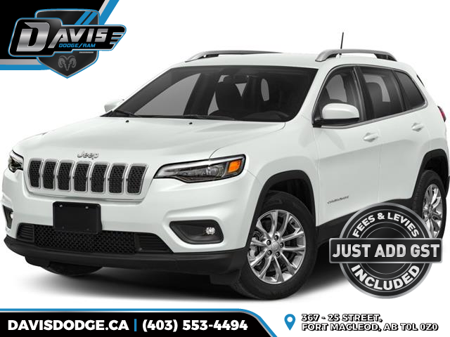 2020 Jeep Cherokee Trailhawk (Stk: 16372) in Fort Macleod - Image 1 of 1
