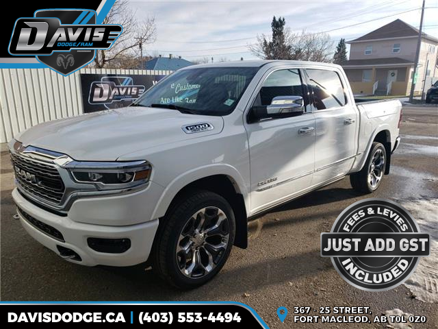 2020 RAM 1500 Limited (Stk: 16373) in Fort Macleod - Image 1 of 26