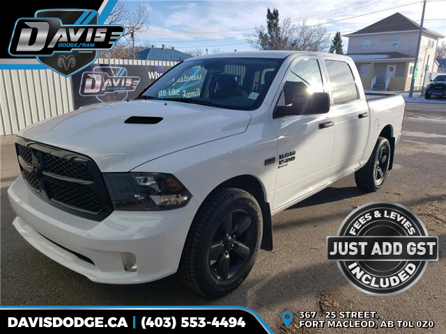 2019 RAM 1500 Classic ST (Stk: 16418) in Fort Macleod - Image 1 of 16