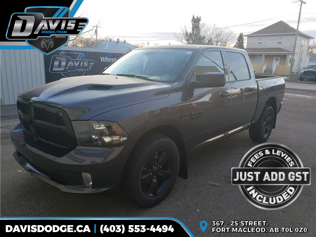 2019 RAM 1500 Classic ST (Stk: 16443) in Fort Macleod - Image 1 of 15