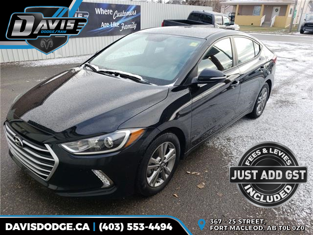 2018 Hyundai Elantra GL (Stk: 16410) in Fort Macleod - Image 1 of 19