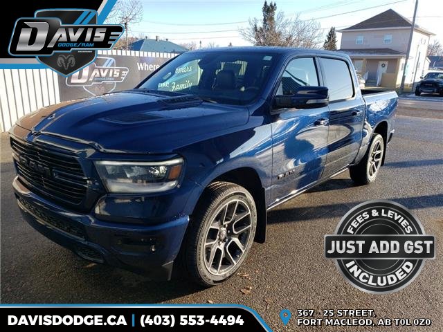 2020 RAM 1500 Sport (Stk: 16499) in Fort Macleod - Image 1 of 23