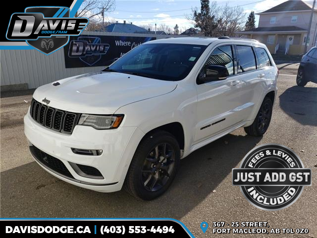 2020 Jeep Grand Cherokee Limited (Stk: 16497) in Fort Macleod - Image 1 of 25