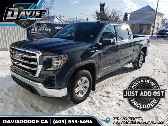 2019 GMC Sierra 1500 SLE (Stk: 16555) in Fort Macleod - Image 1 of 20