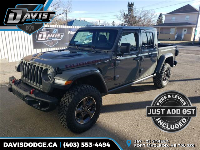2020 Jeep Gladiator Rubicon (Stk: 16625) in Fort Macleod - Image 1 of 23