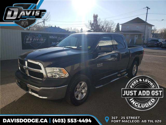 2014 RAM 1500 ST (Stk: 16634) in Fort Macleod - Image 1 of 16