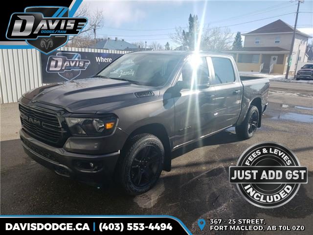 2020 RAM 1500 Big Horn (Stk: 16710) in Fort Macleod - Image 1 of 20