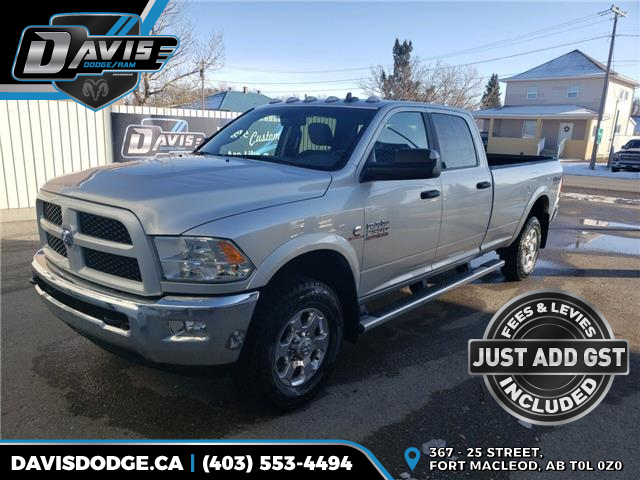 2018 RAM 2500 SLT (Stk: 14408) in Fort Macleod - Image 1 of 20