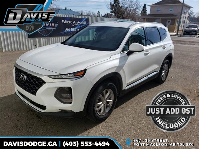 2019 Hyundai Santa Fe ESSENTIAL (Stk: 16713) in Fort Macleod - Image 1 of 20