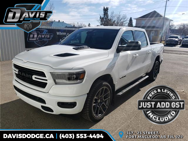 2020 RAM 1500 Sport (Stk: 16734) in Fort Macleod - Image 1 of 21