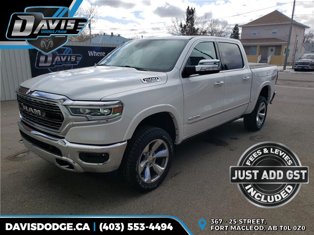 2020 RAM 1500 Limited (Stk: 16068) in Fort Macleod - Image 1 of 27