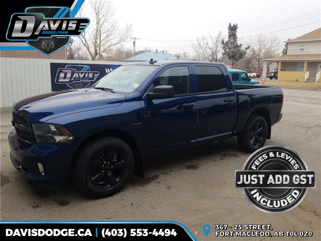 2020 RAM 1500 Classic ST (Stk: 16888) in Fort Macleod - Image 1 of 14