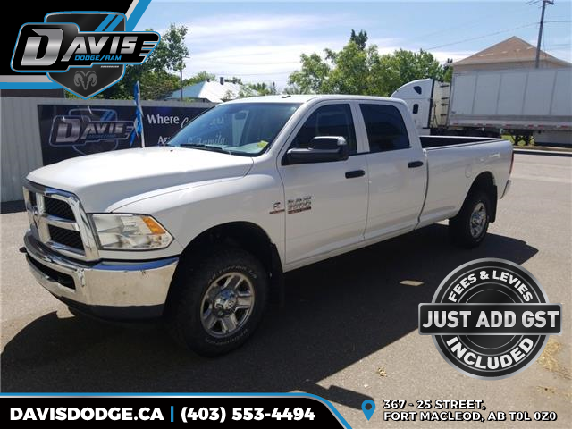 2018 RAM 3500 ST (Stk: 12363) in Fort Macleod - Image 1 of 14
