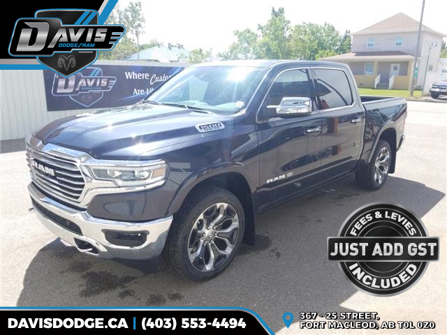 2020 RAM 1500 Longhorn (Stk: 17297) in Fort Macleod - Image 1 of 19