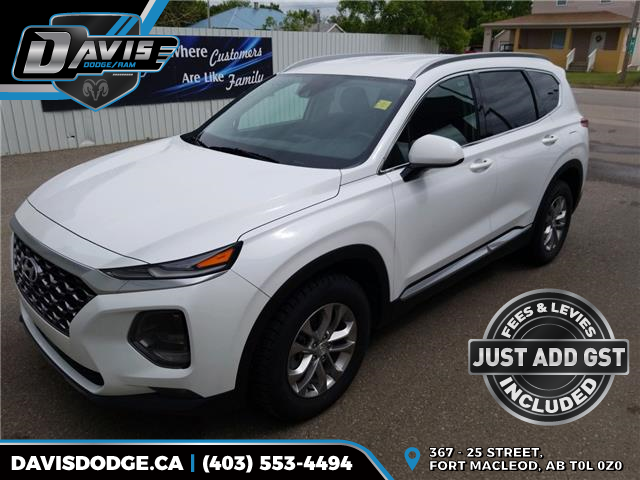 2019 Hyundai Santa Fe ESSENTIAL (Stk: 17273) in Fort Macleod - Image 1 of 15
