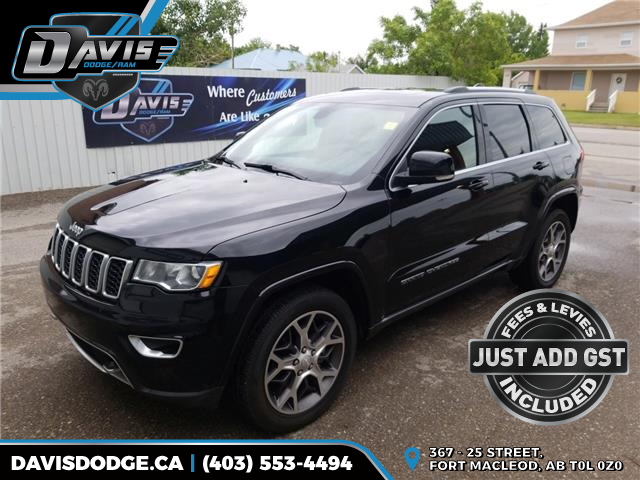 2018 Jeep Grand Cherokee Limited (Stk: 17274) in Fort Macleod - Image 1 of 18