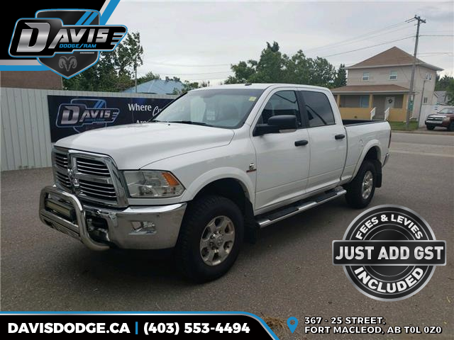 2017 RAM 2500 SLT (Stk: 17271) in Fort Macleod - Image 1 of 23