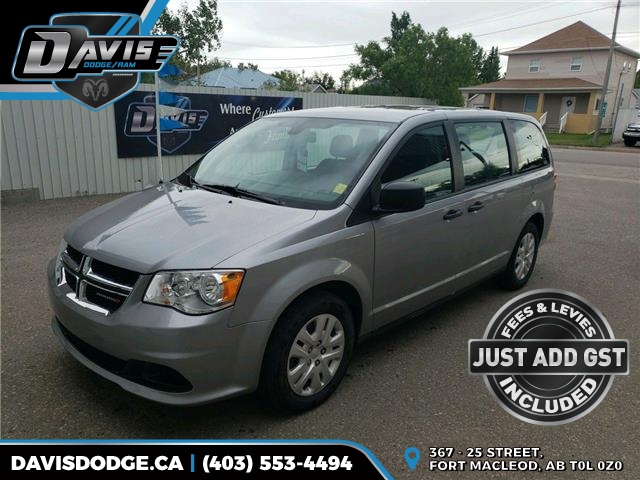 2019 Dodge Grand Caravan CVP/SXT (Stk: 15293) in Fort Macleod - Image 1 of 17