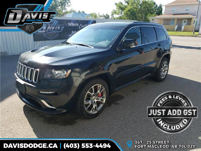 2012 Jeep Grand Cherokee SRT8 (Stk: 16690) in Fort Macleod - Image 1 of 21