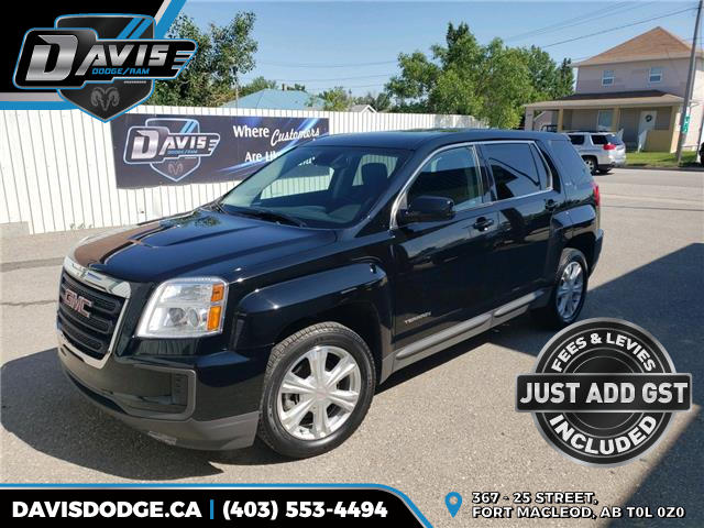 2017 GMC Terrain SLE-1 (Stk: 17308) in Fort Macleod - Image 1 of 18